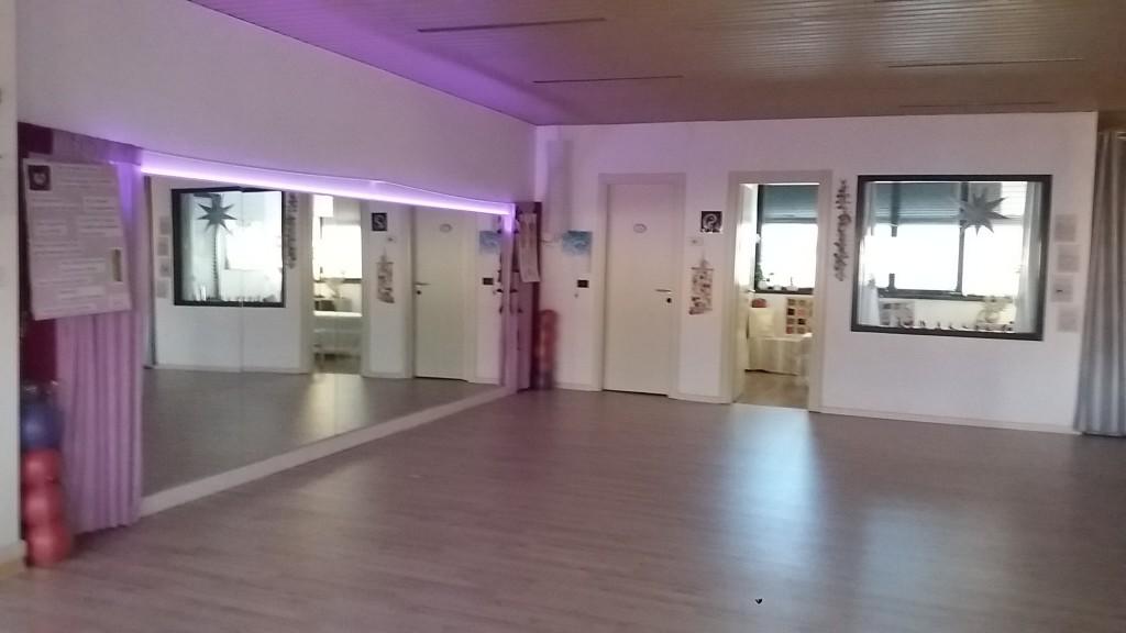 sala corsi DimmiComeDanzi