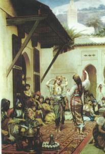 Raqs sharqi (Danza Orientale)