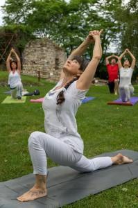 Odaka Yoga in Rocca www.dimmicomedanzi.it 2