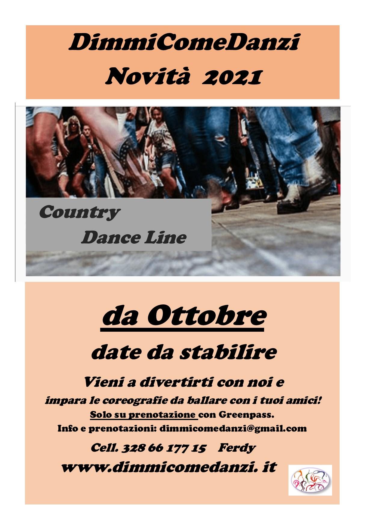 Country Dance Line  www.dimmicomedanzi.it